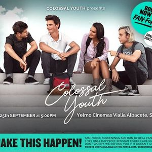 Colossal Youth - Yelmo Cines Vialia Albacete Spain