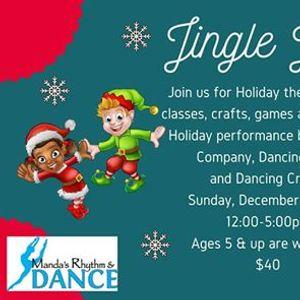 Jingle Jam - Dance Camp
