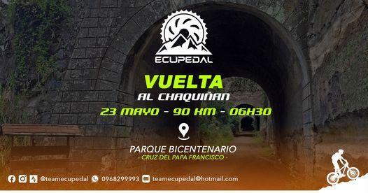 Vuelta al Chaquiñan, 23 May   Event in Santo Domingo   AllEvents.in