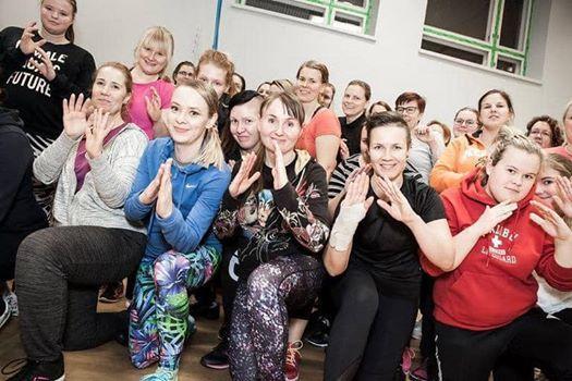 Naisten itsepuolustus-ja uhkatilannekoulutus Lahdessa 29.11