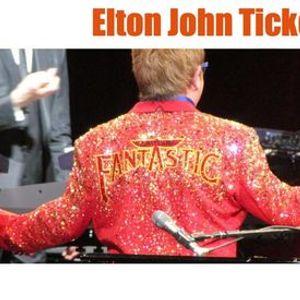 Elton John Tickets North Little Rock AR Simmons Bank Arena 129