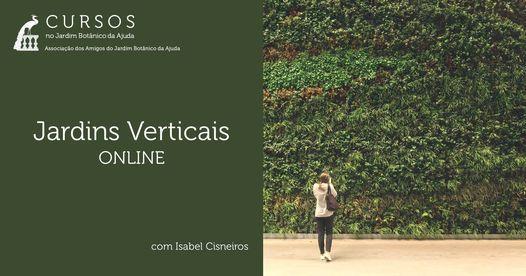 Jardins Verticais ONLINE, 6 August | Event in Lisbon | AllEvents.in