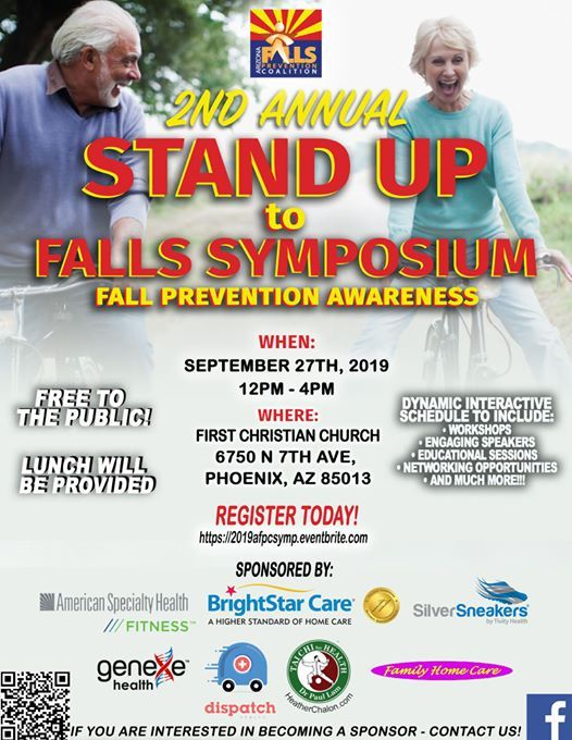 AFPC 2nd Annual Stand Up To Falls Symposium & Community