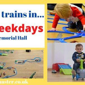 Trainmaster Fareham Weekday events