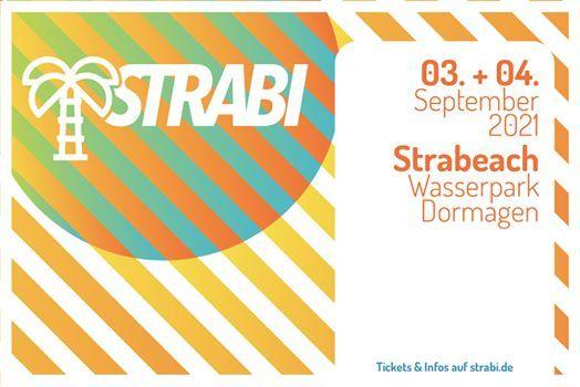 Strabi 2021 Strabeach Wasserpark Dormagen 3 September To 4 September