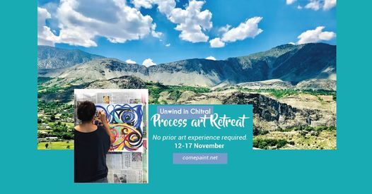 Process art workshop retreat, 12 November   Event in Abbottabad   AllEvents.in