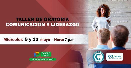 Taller de Oratoria - Comunicación y liderazgo | Event in San Martín de Porres | AllEvents.in