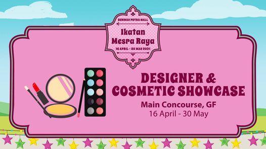 Ikatan Raya Mesra: Designer & Cosmetic Showcase | Event in Kuala Lumpur | AllEvents.in