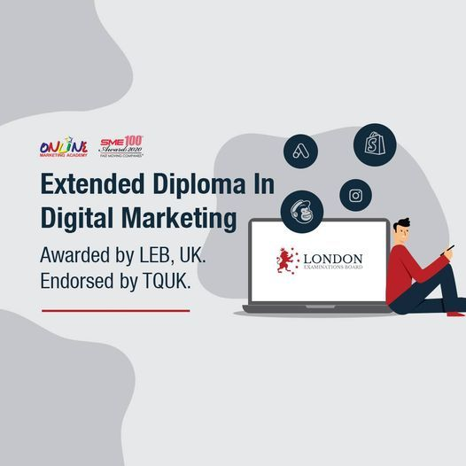 Extended Diploma In Digital Marketing   Event in Choa Chu Kang   AllEvents.in