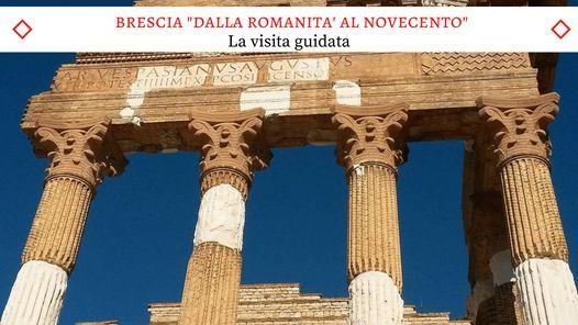 """Lo splendido Tour Guidato Brescia: """"Dalla romanità al Novecento""""   Event in Brescia   AllEvents.in"""