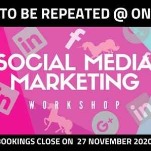 Social Media Marketing Workshop - By Certified Specialists