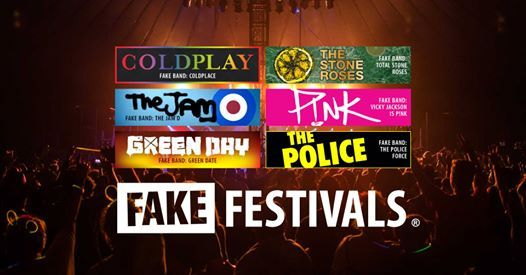 Telford Fake Festival 2020