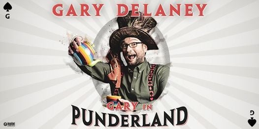 Gary Delaney: Gary in Punderland, 15 July | Event in Peterborough | AllEvents.in