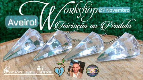 Workshop - Iniciação ao Pêndulo, 27 November   Event in Aveiro   AllEvents.in