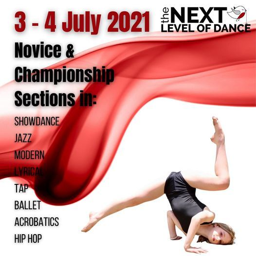 The Next Level Of Dance, 3 July   Event in Boksburg   AllEvents.in
