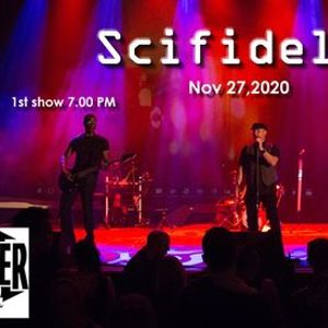 Scifidelic -- Early Show