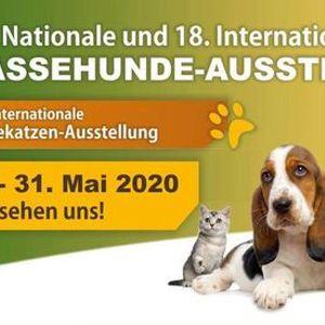 CACIB Rassehunde-ausstellung Erfurt 2020