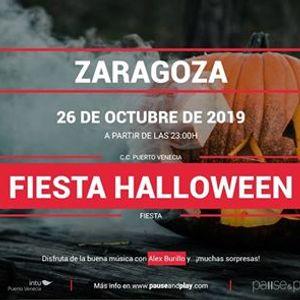 Fiesta Halloween - Pause&ampPlay intu Puerto Venecia