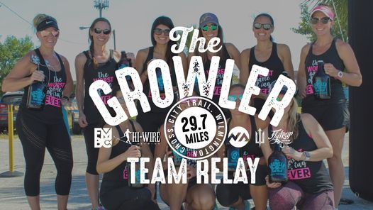 Growler Team Relay: Wilmington, 6 November | Event in Wilmington | AllEvents.in
