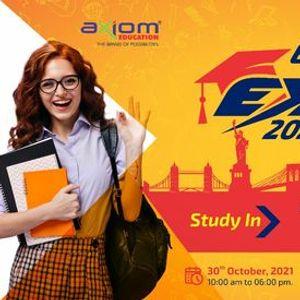 Education Expo 2021 for UK-USA-CANADA-MALAYSIA