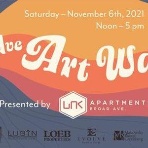 Broad Avenue Art Walk 2021