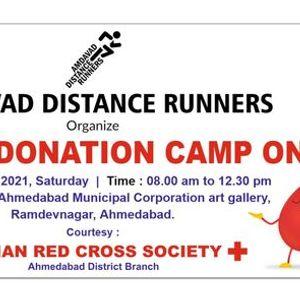 ADR Blood Donation Camp