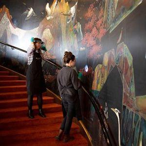 Restaureren in woelig water. Kunst op het stoomschip Rotterdam