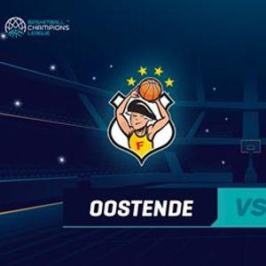 Filou Oostende v Dinamo Sassari