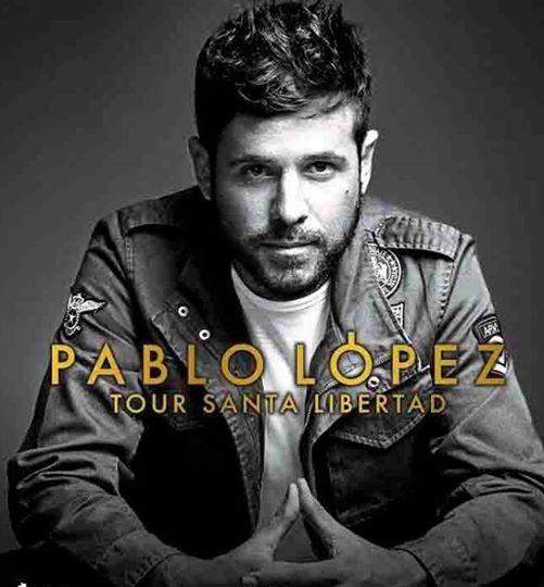 Pablo Lopez Tour Santa Libertad.
