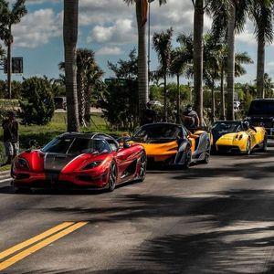 Supercar Saturdays Florida MAY 8TH 2021