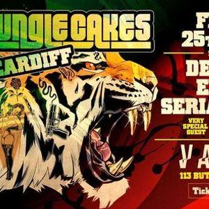 Jungle Cakes Cardiff