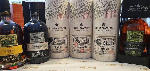 Rum Nation Romsmagning torsdag d. 26. november kl. 18.30, 26 November   Event in Ølstykke   AllEvents.in