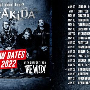 Takida - What About Tour 2020  Schlachthof Wiesbaden