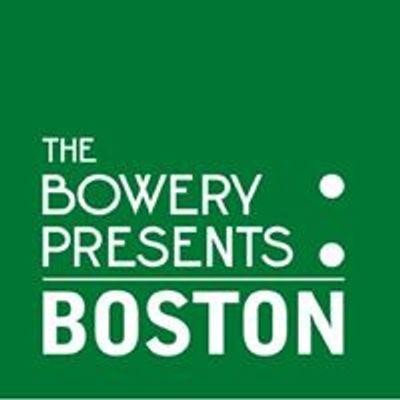 Bowery Boston