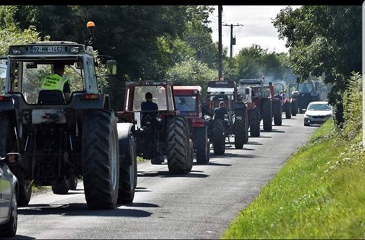 Athboys Classic Car and Tractor Run