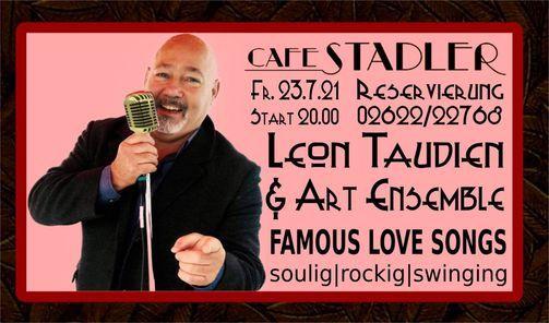 Leon Taudien @ Cafe Stadler   Event in Wiener Neustadt   AllEvents.in