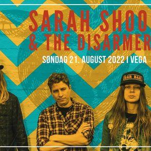 Sarah Shook & The Disarmers - VEGA - Ny dato