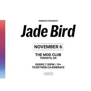 Jade Bird at Mod Club  November 6