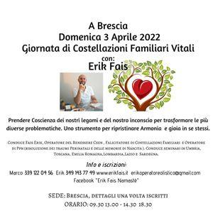 Costellazioni Familiari Vitali a Brescia