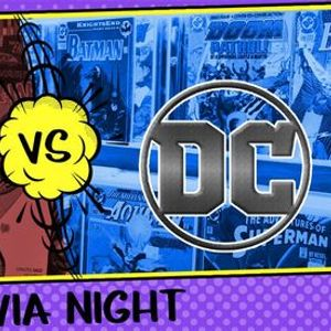Marvel vs DC Trivia at Graffiti Junktion Lake Nona