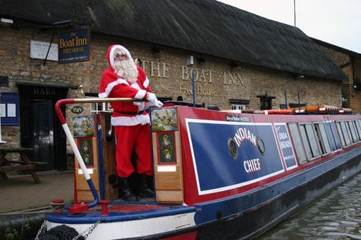 Santa Cruise, 6 December   Event in Northampton   AllEvents.in