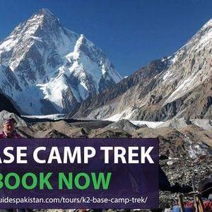 K2 Base Base Camp Trek