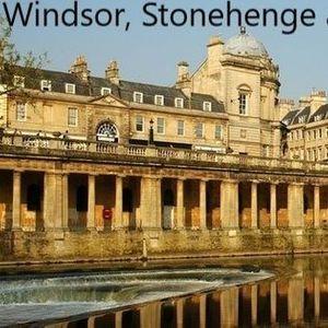 Windsor Stonehenge and Bath Tour