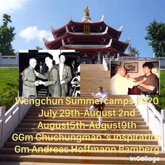 Weng Chun Sommerwoche1summercamp1 29.Juli-2.August 2020