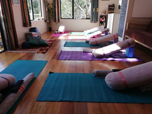 8 Limbs of Yoga- 8 Wk Course (Tues)