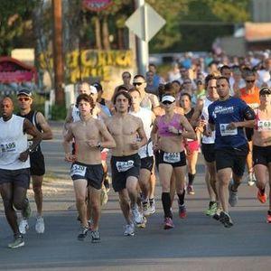 Popsicle Run 4 Mile3 Mile1K