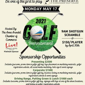 2021 Golf Tournament  The Preserve