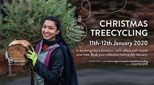 Christmas Treecycling 2020