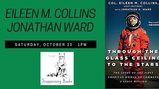 Jonathan Ward, Through the Glass Ceiling to the Stars, 23 October   Event in Greensboro   AllEvents.in