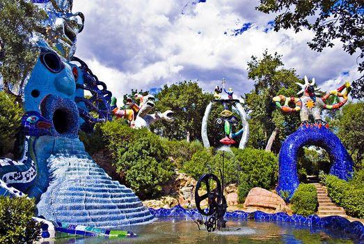 Il Giardino dei Tarocchi tra sogno e realtà, 11 September | Event in Monterotondo | AllEvents.in